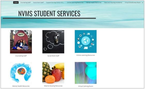 NVMS Student Services